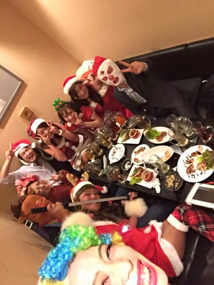 TOYBOXクリスマスパーティーのご案内