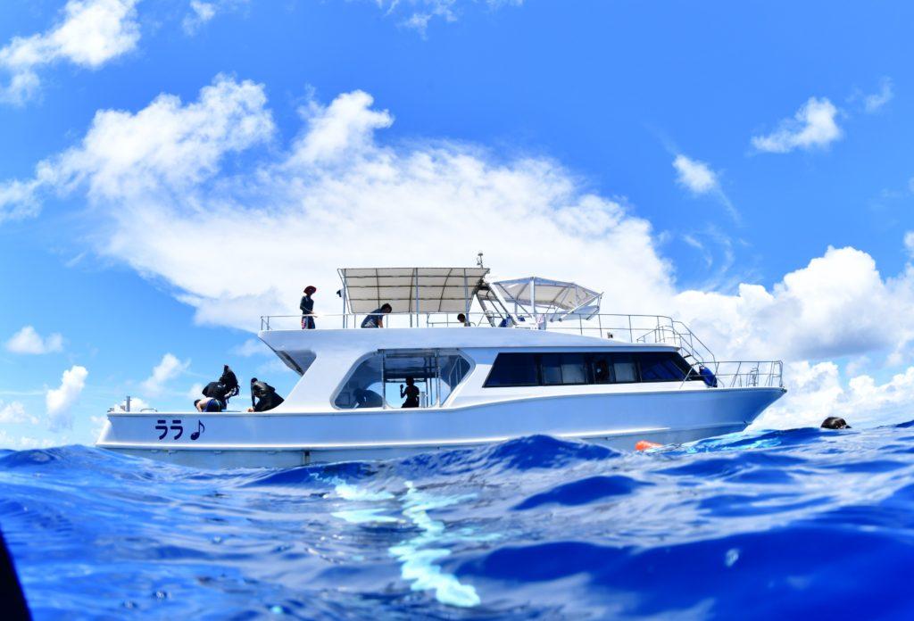 ボート外観