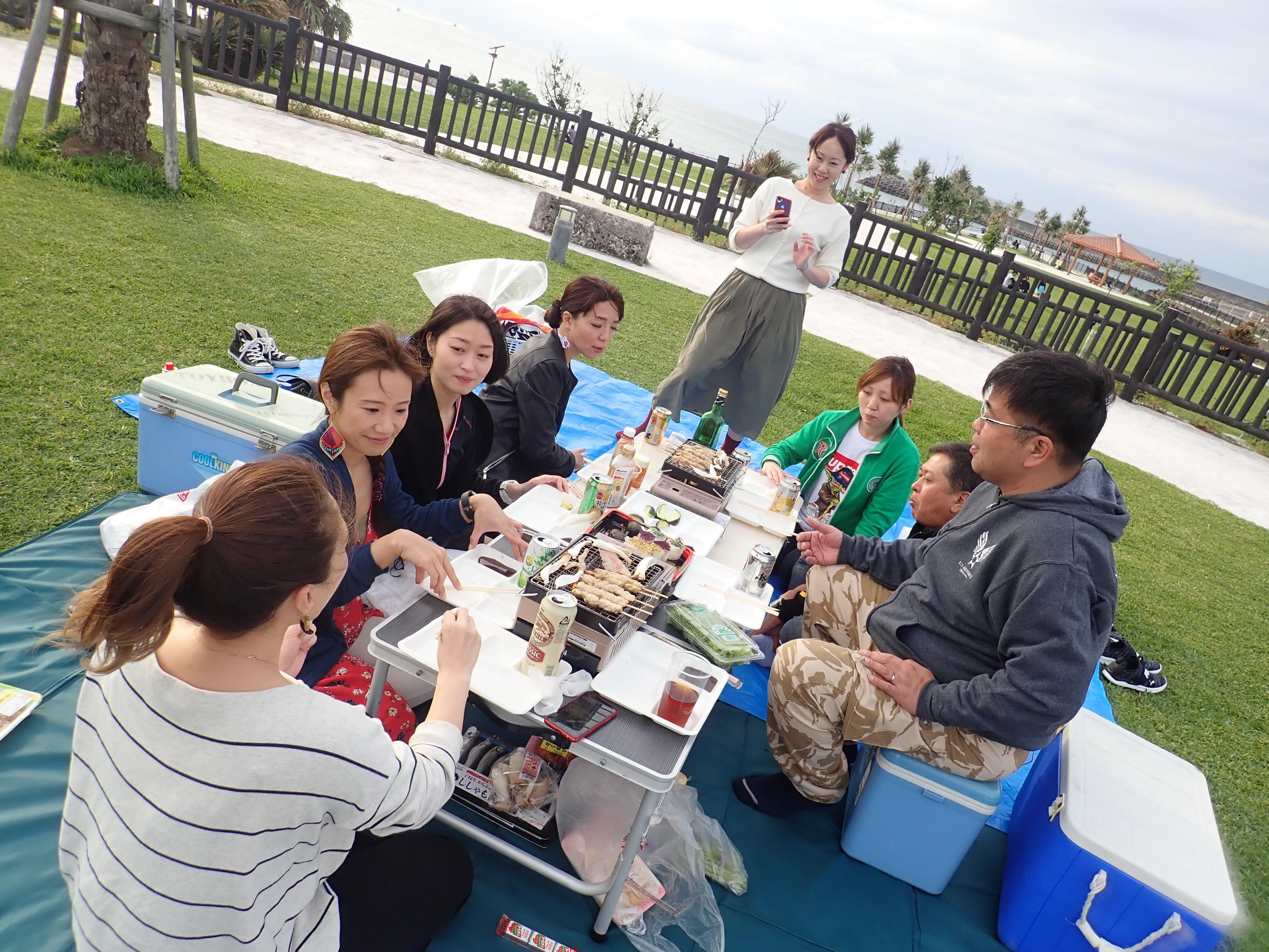 ダイビング&琉球海炎祭2019